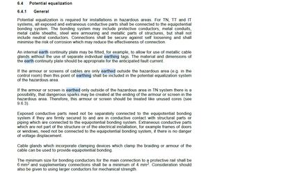 60079-14 - 6.4 potential equalisation.png