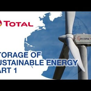Energy Storage: How to store renewable energy? (part 1/2) | Sustainable Energy