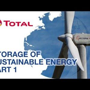 Energy Storage: How to store renewable energy? (part 1/2) | Sustainable Energy