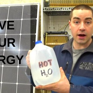 Cheapest Energy Storage Off-Grid