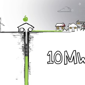 Gravitricity - fast, long-life energy storage