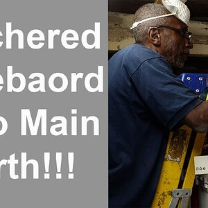 Butchered Fuseboard 🤦🏿‍♂️AND No Main Earth For 40 Years!!! | Fault Find and Repair