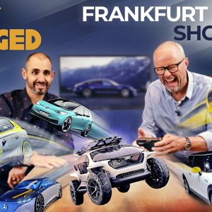 New Electric Cars at Frankfurt Motor Show 2019 | Electric Automobiles 2019