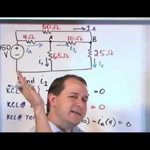 Part 3 - Solving Circuits with Kirchhoffs Laws | Trainee Electricians and Student Videos