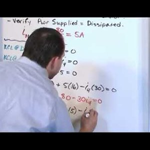 Part 6 Solving Circuits with Kirchhoffs Laws   Electrical Knowledge