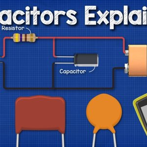 Earthing Systems Explained - Capacitors Explained - The basics how capacitors work working principle