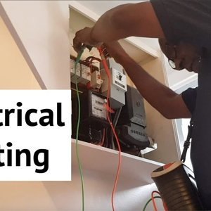 Electrical Testing - Electrician In London Vlog #15