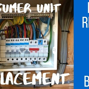 Consumer Unit Replacement & Partial Rewire - Electrician Life