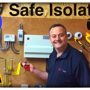 Safe Isolation of a Consumer Unit (Single Phase 230 Volt Supply) AM2 or AM2s