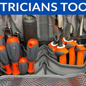 The Ultimate Electricians Toolkit - Electrician #shorts