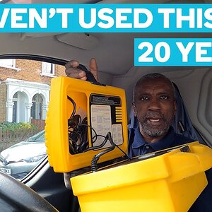 """""""I Haven't Used This For 20 Years""""   Getting Out All The Tools For Fault Finding"""